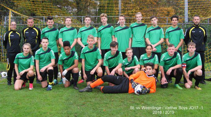 Teamfoto JO17